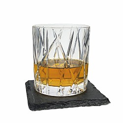 Orrefors City Old Fashioned - Star
