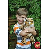 Gosedjur med namn - Tiger