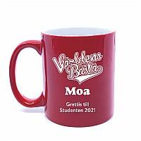 Ge bort en kaffemugg till Världen Bästa...