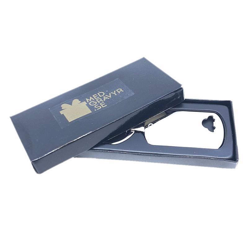 Nyckelring - Bil