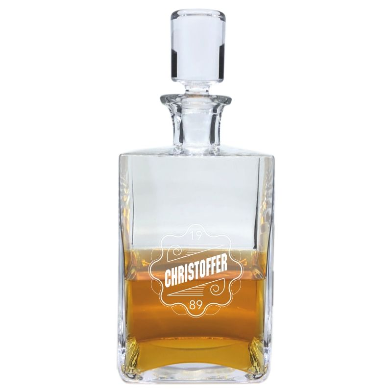 Whiskykaraff - Retro